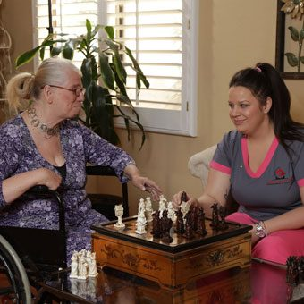Thumb Slide - What is home care?