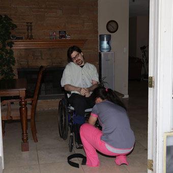 Thumb Slide - Respite Care in Las Vegas